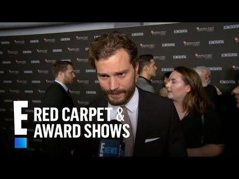 Does Jamie Dornan Want Baby No. 3 to Be a Boy? | E! Red Carpet & Award Shows