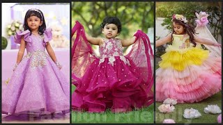 Kids gown designs 2020 || latest gown design for kids - Fashion Friendly