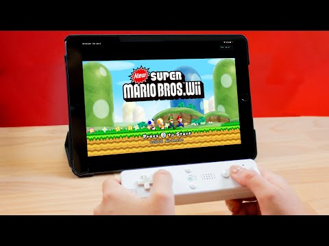 Nintendo Wii & GAMECUBE On IOS With A Controller!