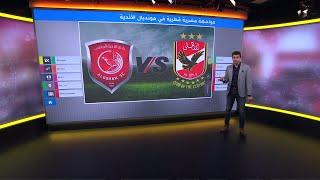 مواجهة مصرية قطرية مرتقبة بين الأهلي والدحيل في مونديال الأندية