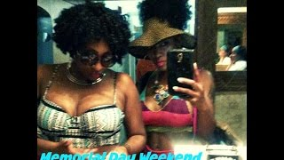 memorial day weekend may 2015 her 1st time in miami part 1
