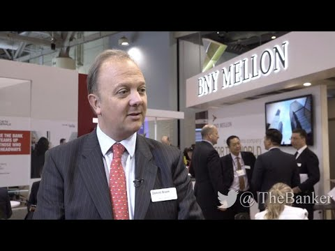 Dominic Broom, BNY Mellon Treasury Services – View from Sibos 2017