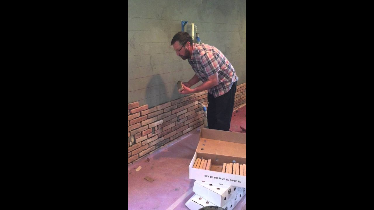 Stone Veneer Mud And Glue