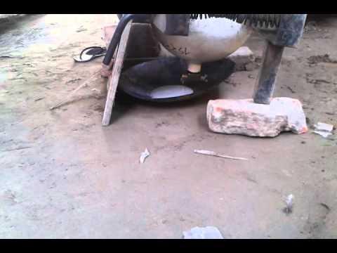 CNG cylinder servising
