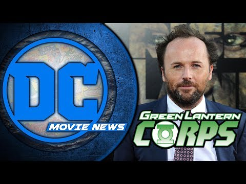 Rupert Wyatt Directing Green Lantern Corps? and More - DC Movie News