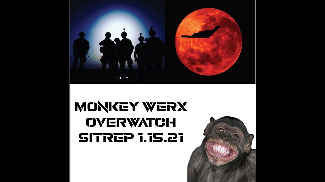 Monkey Werx Overwatch 1 15 21 SITREP
