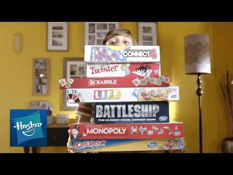 Hasbro Gaming - 'Get Your Family Game On!'