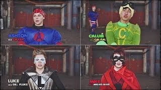 5 seconds of summer dont stop the lost tapes