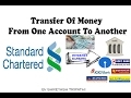 How to Transfer Money from One Account to Another Account