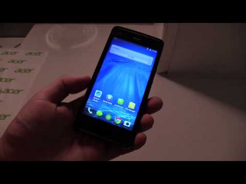 Acer Liquid Z410 Hands On [Deutsch]