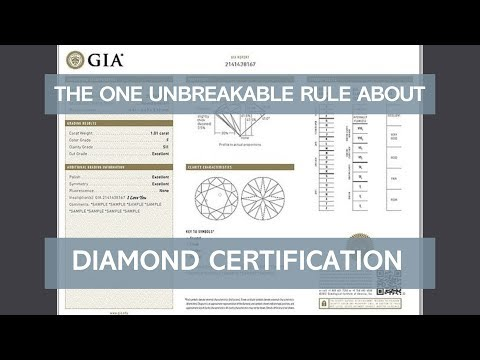 Diamond Certification A Complete Guide If You Feel At All Hesitant About The Paperworkor Anything Else For That  Matterdont Hesitate To Contact Our Experts And Run It By Us