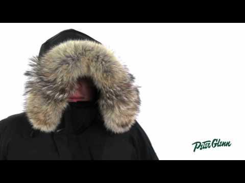 Canada Goose parka sale official - Canada Goose Snow Mantra Parka - YouTube