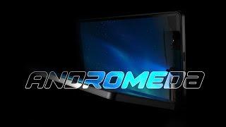Microsoft Andromeda Teaser Trailer Fold-able Device!!