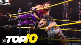 Top 10 NXT Moments: WWE Top 10, Sept. 7, 2021