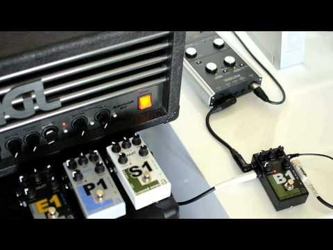 AMT Electronics Legend series - B1