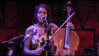 Leyla McCalla - Les Plats Sont Tous Mis Sur La Table - 4/11/2016 - Rockwood Music Hall, New York, NY