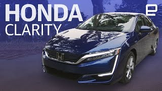 Honda Clarity | Hands-On