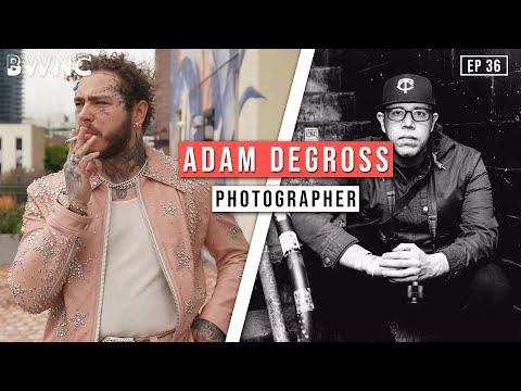 Why Post Malone hired Adam DeGross as his full-time photo/video guy. | EP 36 Mp3