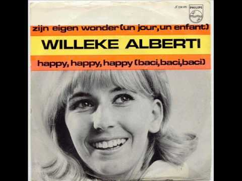 Willeke Alberti - Zijn eigen wonder ( Un jour, un enfant).wmv