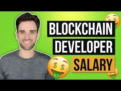 How Much Money do Blockchain Developers Make?