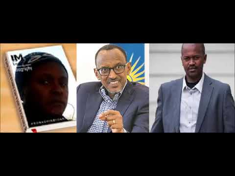Marara  aravuga ku mahembe yahaye  Kagame mubyo yanditse