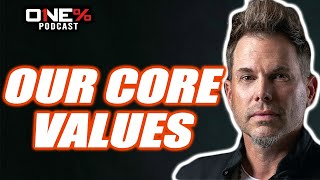 Embrace Your Black Sheep Values | Brant Menswar | One Percenter Podcast