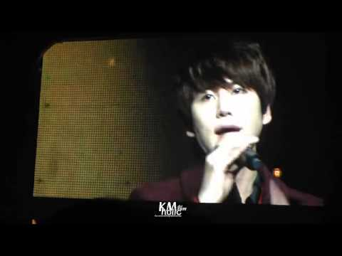 131228 SMTOWN WEEK DAY1  - Like the first time (KyuHyun Solo)