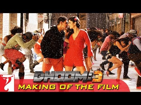 Making Of The Song - Tu Hi Junoon   DHOOM:3   Part 16   Aamir Khan   Katrina Kaif