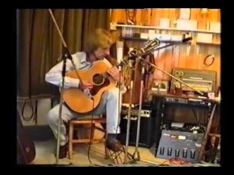 Anthony Phillips & Guillermo Cazenave - Live in London, 1995 - Lights on the Hill