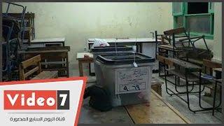 غلق اللجان الانتخابية بالعمرانية وناهيا بعد انتهاء تصويت اليوم الأول