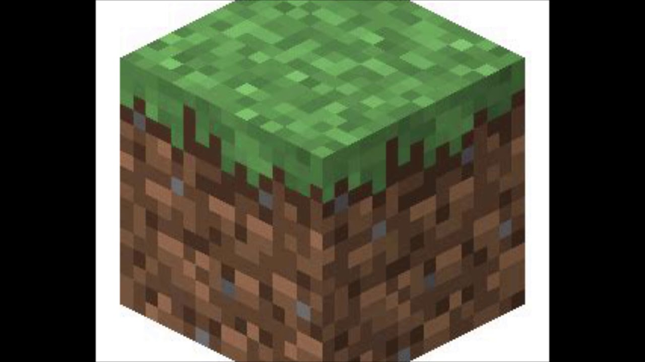 minecraft grass block review - YouTube