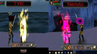 TYR vs Nenyto  | Both perspectives