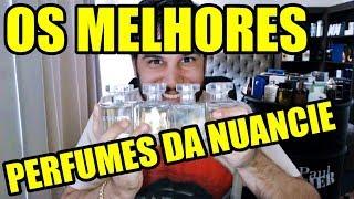 MELHORES PERFUMES DA NUANCIE - Perfumes Contratipos