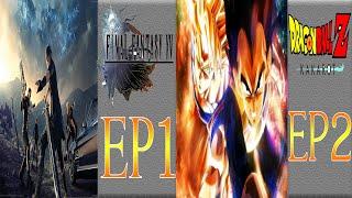 🎮[LIVE ] Magister LIVE - Final Fantasy XV ตอนที่ 1 + dragon ball z kakarot ตอนที่ 2 🎮