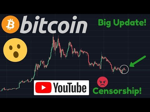 AMAZING NEWS AS YOUTUBE REMOVES ALL CRYPTO STRIKES!!! | BITCOIN YOUTUBE IS BACK!