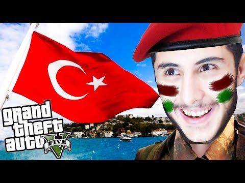 GTA 5 BORDO BERELİ MODU!!