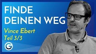 Wenn Kabarett Wissen schafft // Vince Ebert im Interview Teil 3/3