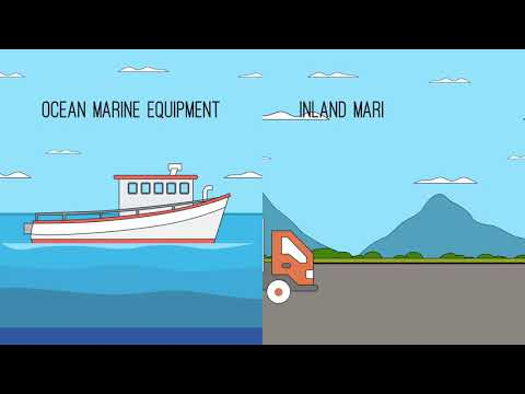 Why Are Equipment Policies Called Inland Marine Floaters?