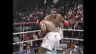 Riddick Bowe vs Larry Donald # Highlights