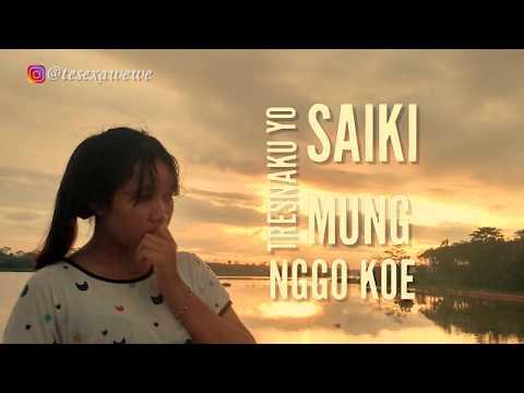 Saiki Tresnaku Yo Mung Nggo Koe - Pendhoza (Official Lyrics Video) Story WA