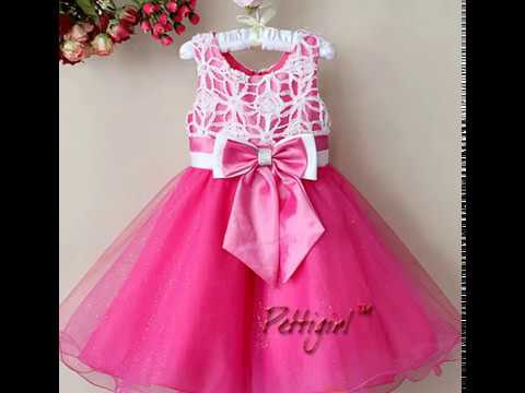 b3ab2b15630c7 New Baby Dress Design 2018 - YouTube