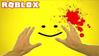 Realistic Roblox - PARTY.EXE | ROBLOX CREEPYPASTA In Real Life