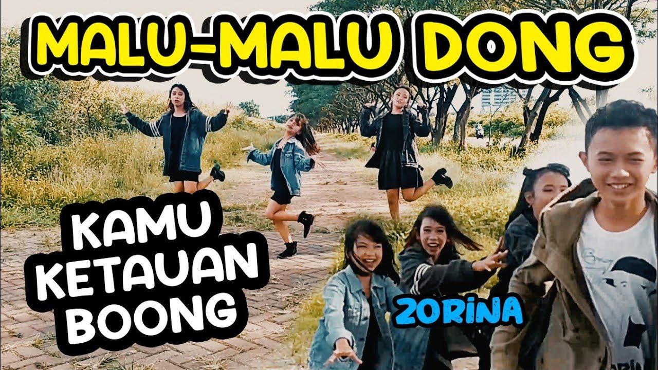 MALU MALU DONG T2 DJ REMIX ZORINA DANCE