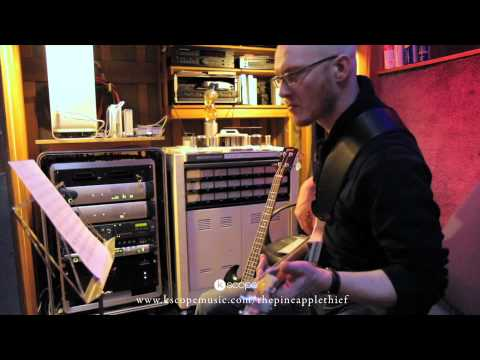 The Pineapple Thief - recording All the Wars at Chapel Studios