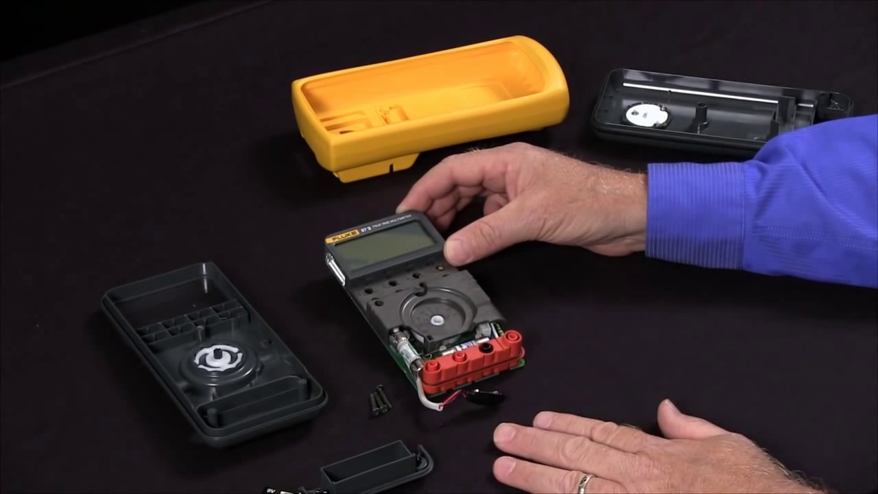 How To Repair Fading Digits in The Fluke 87 Digital Multimeter