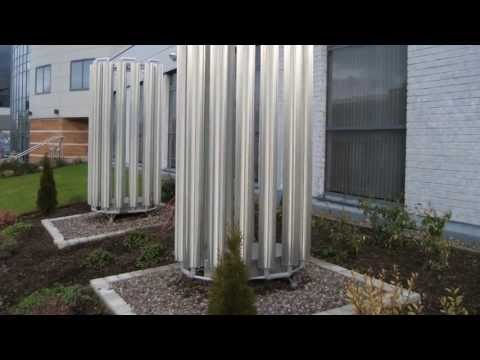 2010 Climate Solver Product of the Year - The Ice Stick Geothermal Heat Pump