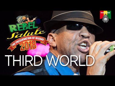 Third World Live at Rebel Salute 2018
