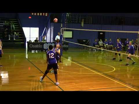 Oneida Baptist Institute Vs Lee County --Volleyball