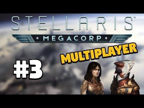 Battle of Himpra | Multiplayer #3 | Stellaris: MegaCorp