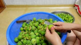 매실 씨앗과 과육을 쉽게 분리하는 방법